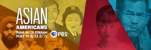 New PBS Series Asian Americnas May 11 and 12